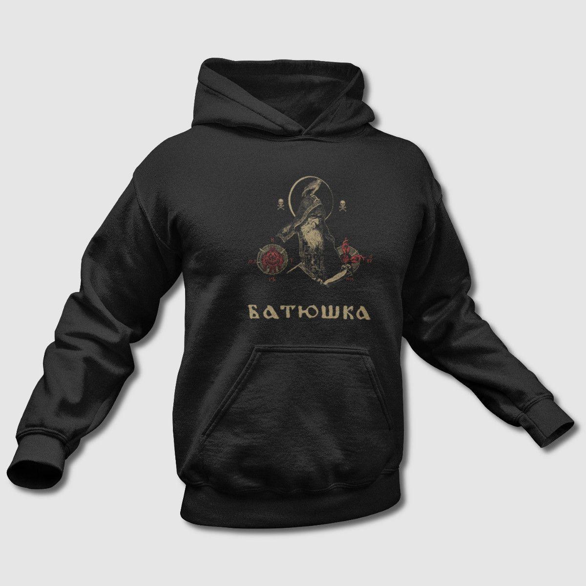 Batushka Europe Tour Hoodie ce7bed48736e6