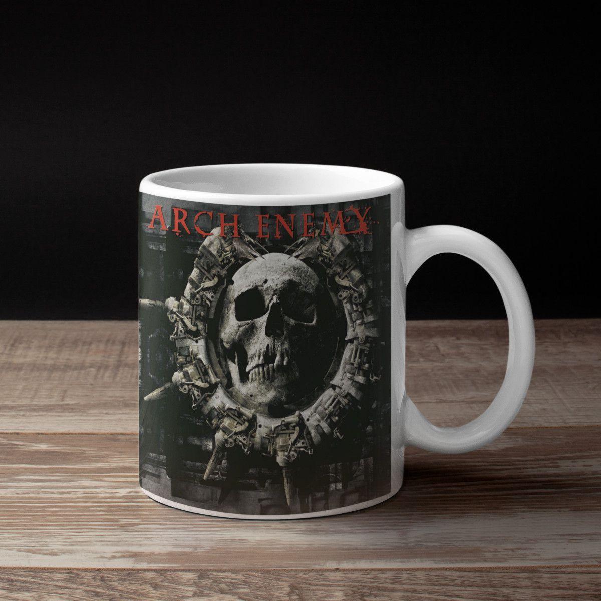 Machine Arch Tasse Band Enemy De CaféDoomsday Cover n0wPNOk8XZ